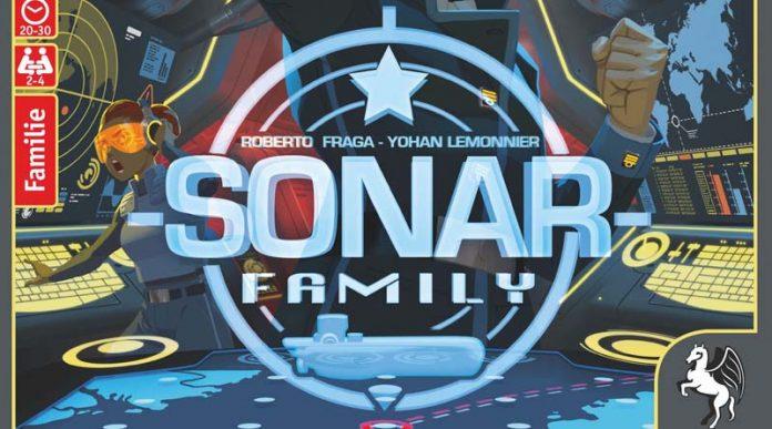 Logotipo de sonar family