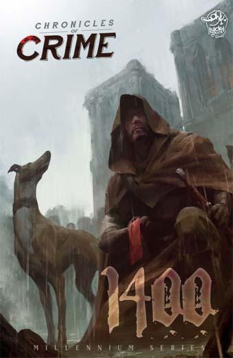 Portada de Chronicles of Crime 1400