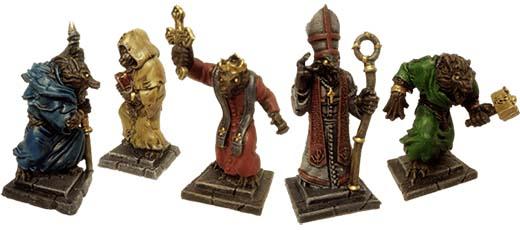 Miniaturas de Armata Strigoi