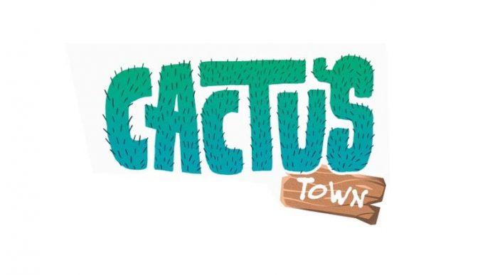 Logotipo de de Cactus Town