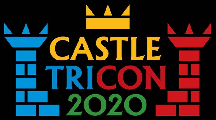 Logotipo de la Castle Tricon