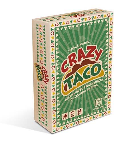 Portada de Crazy Taco