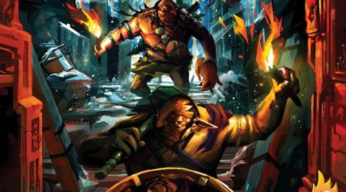 Detalle de la portada de El rey de la montaña