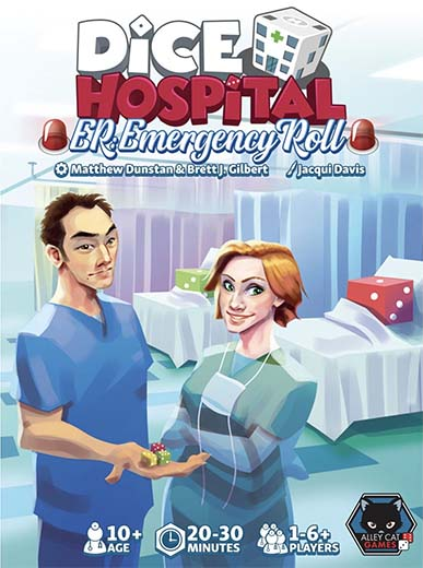 Portada de Emergency Roll