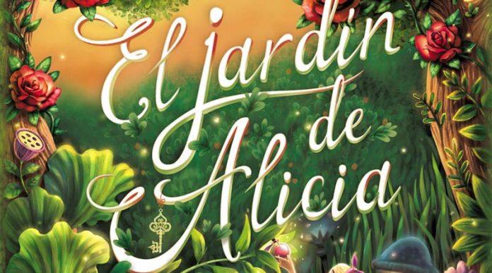 Logotipo de El Jardín de Alicia