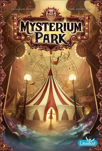 Portada de Mysterium Park