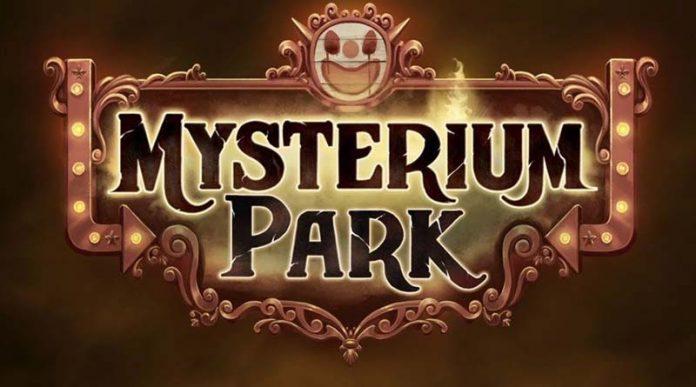 Logotipo de Mysterium Park