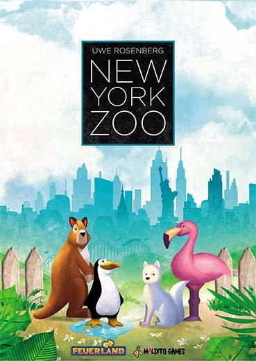Portada de New York Zoo