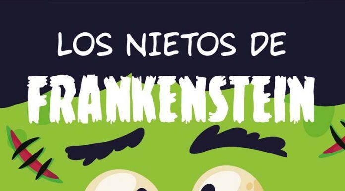 Logotipo de los nietos de frankenstein