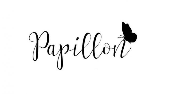 Logotipo de Papillon