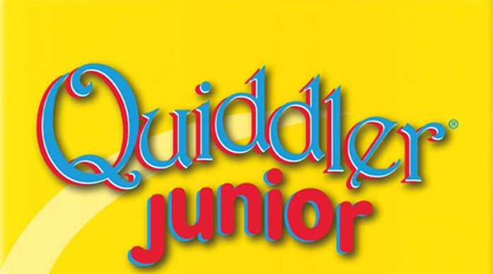 Logotipo de Quiddler Junior