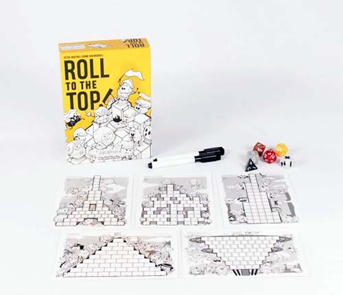 Componentes de roll to the top