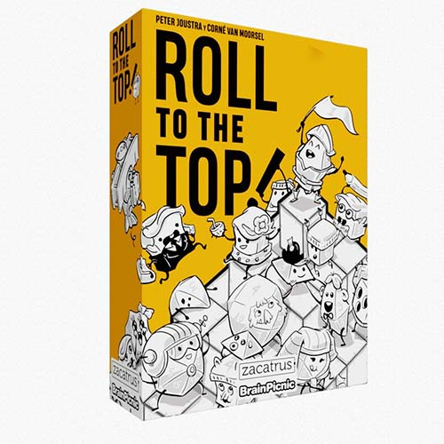 Portada de Roll to the top