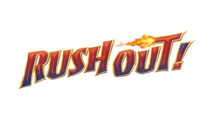 Logotipo de Rush Out