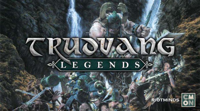 Logotipo de Trudvang Legends