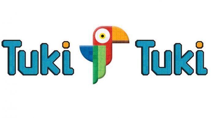 Logotipo de Tuki Tuki