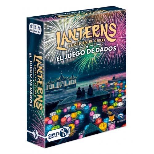 portada de Lanterns el juego de dados