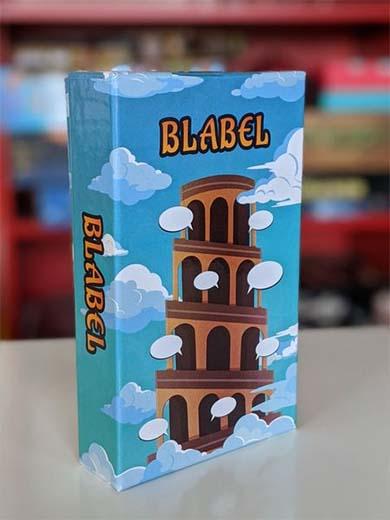 portada del juego de mesa Blabel