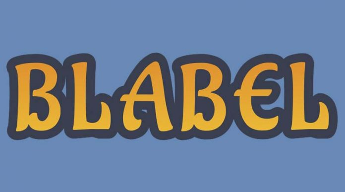 Logotipo de Blabel