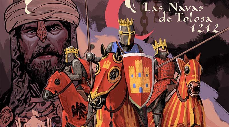 La Carga de los 3 Reyes, Las Navas de Tolosa 1212, un episodio clave en la  historia