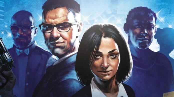 Detalle e la portada de Detective temporada 1