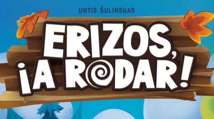 Logotipo de Erizos a rodar