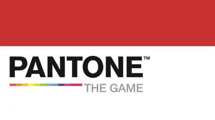 Logotipo de Pantone the game