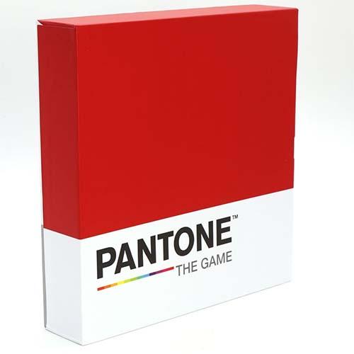 Portada de Pantone the game