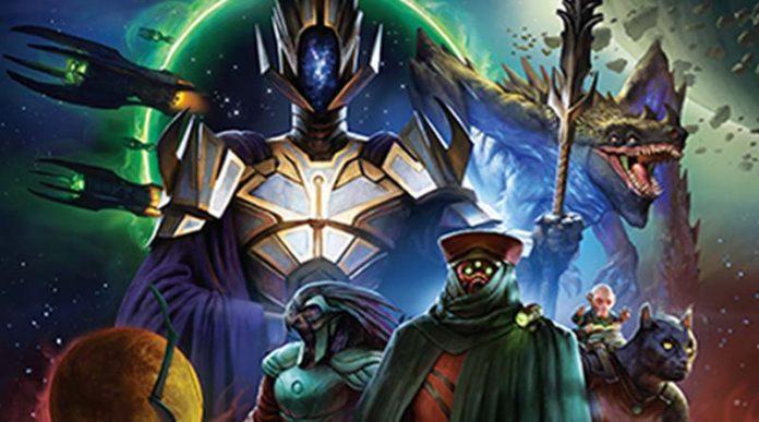 Detalle de la portada de la Profecía de los reyes