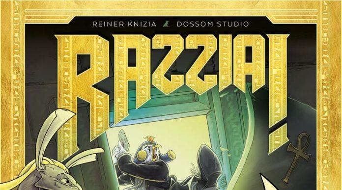 Logotipo de Razzia