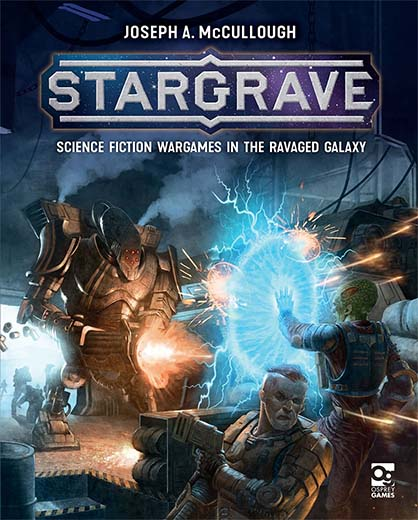 Portada de Stargrave