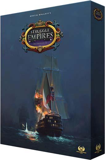 Portada de de Struggle of empires edición deluxe