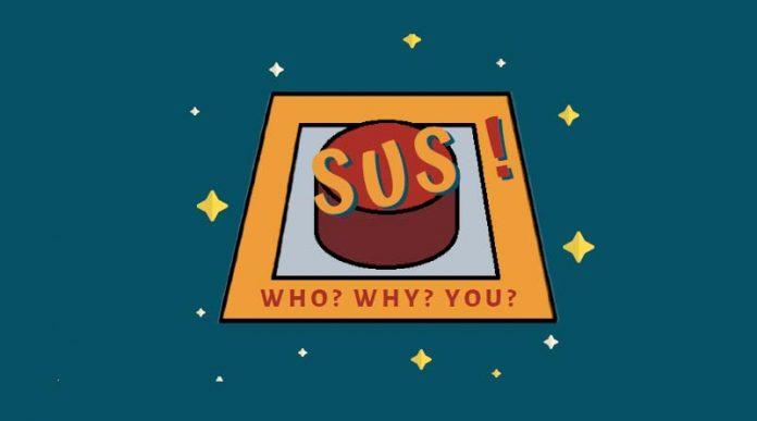 Logotipo del juego de rol ¡SuS!