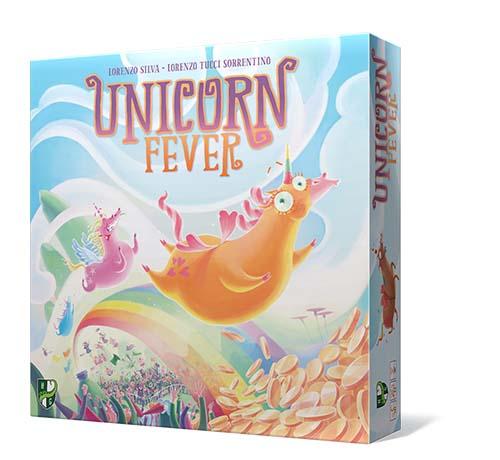 Portada de Unicorn Fever en castellano