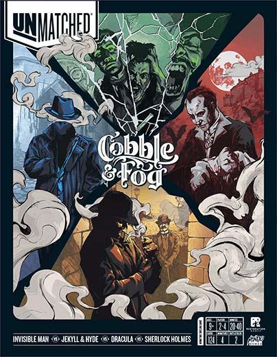 Portada de Unmatched Cobble and Fog