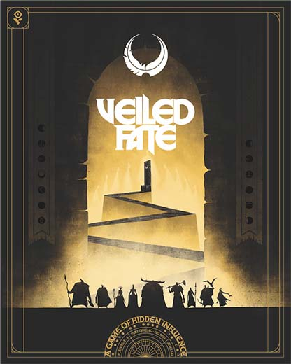 Portada de Veiled Fate