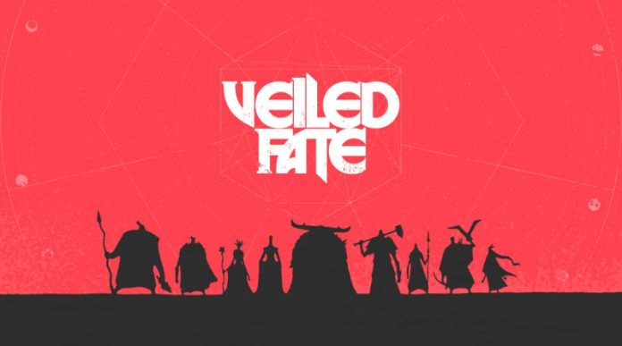 Logotipo de Veiled Fate