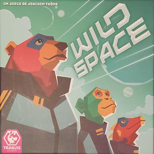 Portada de Wild Space