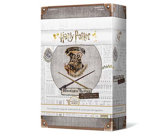 Portada de Harry Potter: Hogwarts Battle Defensa Contra las Artes Oscuras