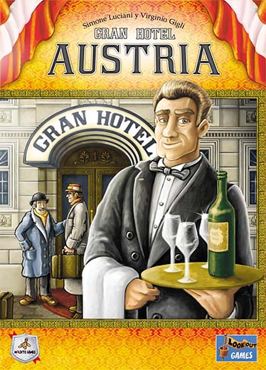 Portada de de Gran Hotel Austria