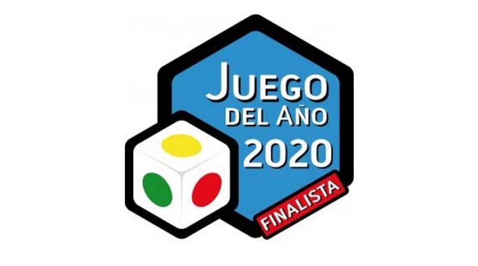 Logotipo de los nominados al JdA 2020