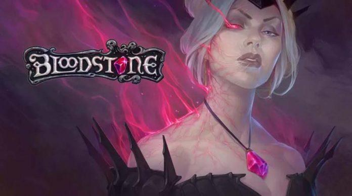 Ilustración de Bloodstone