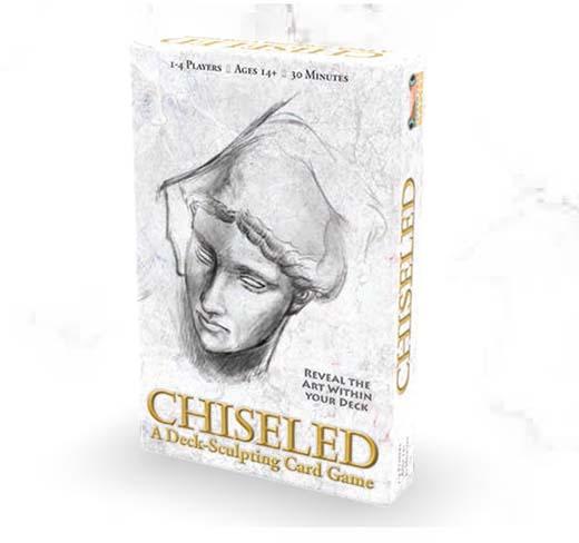 Portada de Chiseled