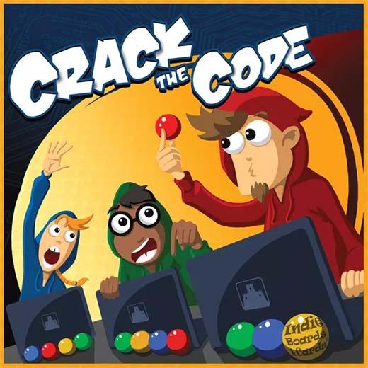 Portada de Crack The Code