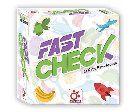 Portada de Fast Check