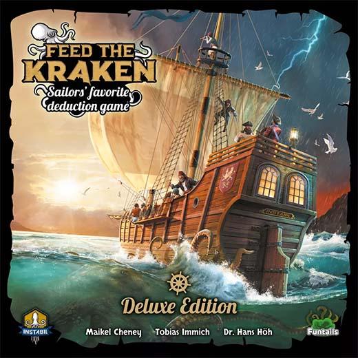 Portada de de Feed the Kraken