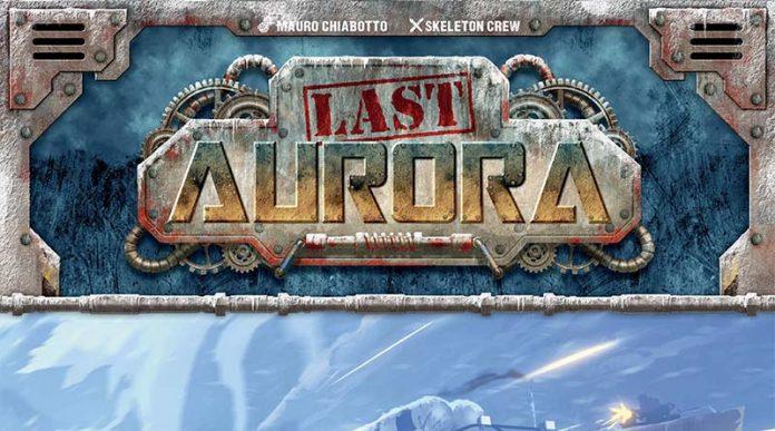 Logotipo de Last Aurora