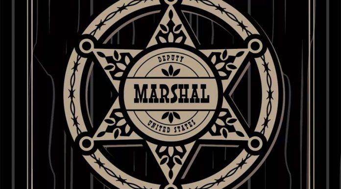 Detalle de la Portada de Marshal