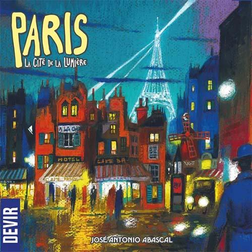 Portada de Paris La Cite de la Lumiere