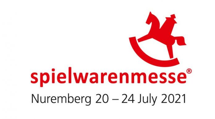 Logotipo de la Spielwarenmesse 2021